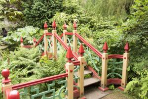 Biddulph Grange china garden detail.